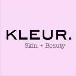 kleur skin and beauty logo